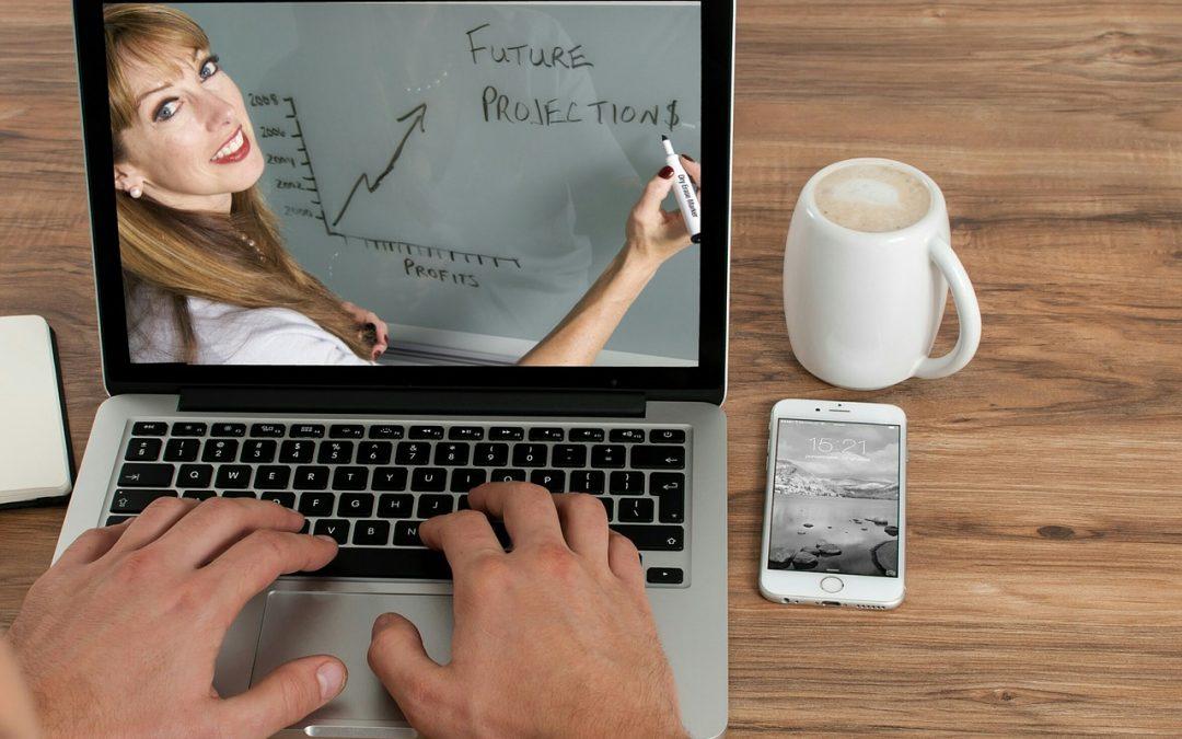 Skapa online kurser och tjäna pengar online