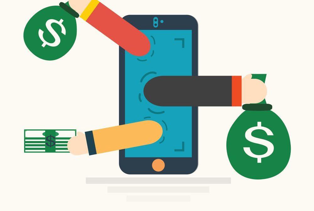 Tjäna online genom att skapa appar för smartphones och surfplattor